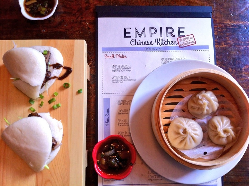 Zen Chinese Food Portland Maine