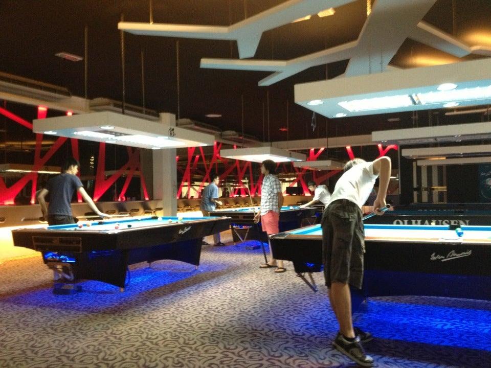 Golden Break Snooker u0026 Pool Club Map