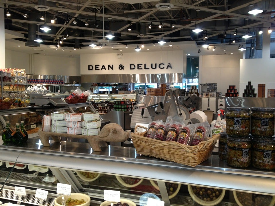 Dean And Deluca Cafe Menu Charlotte Nc