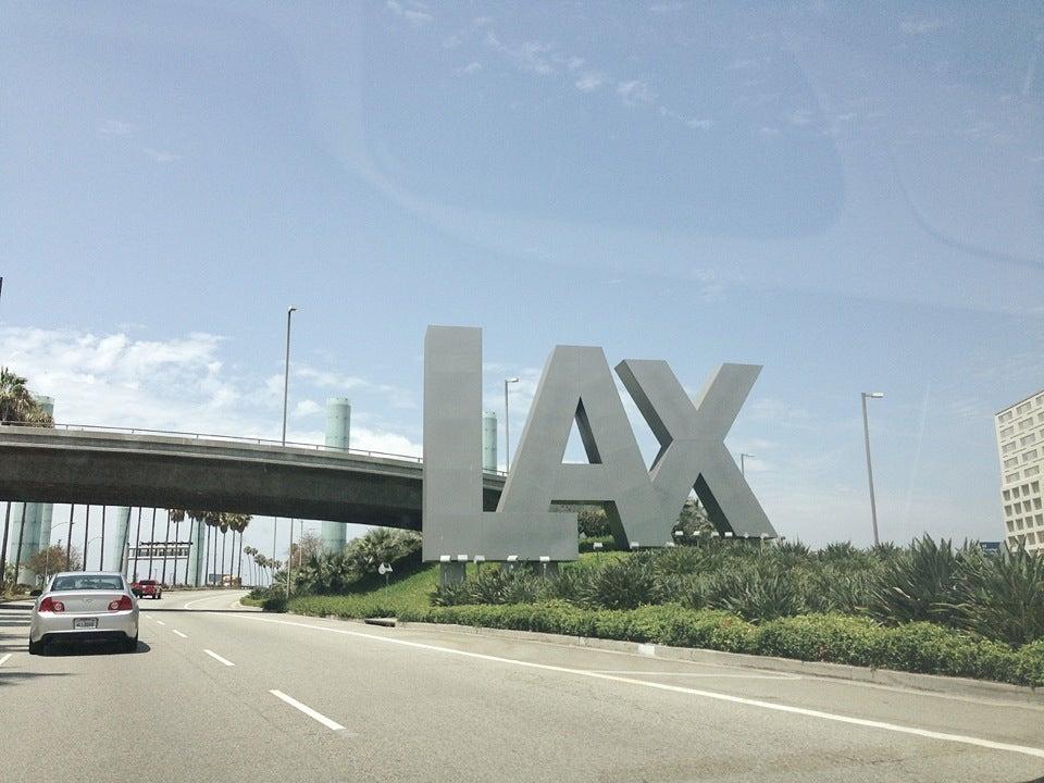 Lax Los Angeles Los Angeles Intl Lotnisko Odloty