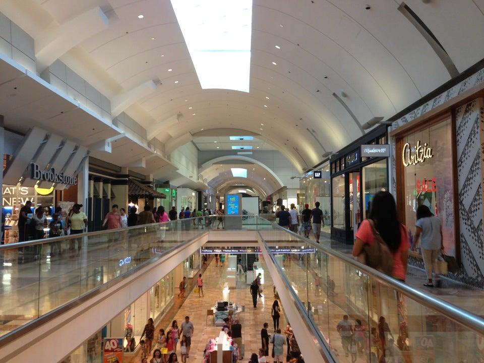 Garden State Plaza Mall NJ