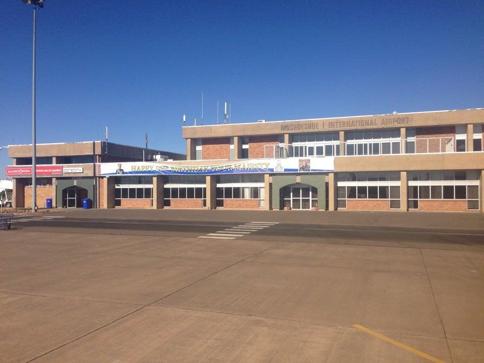 Maseru Airport Car Hire