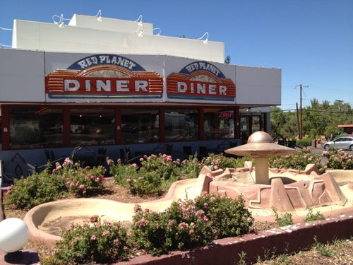 Diners drive ins and dives sedona