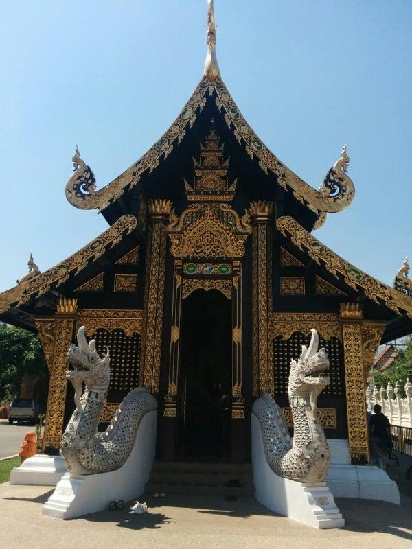 City Pillar Temple (วัดอินทขีลสะดือเมือง)