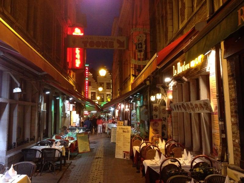 Beenhouwersstraat / Rue des Bouchers