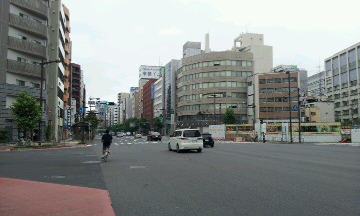 浅草橋 交差点