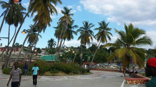 Jacmel Map Southern Haiti Mapcarta
