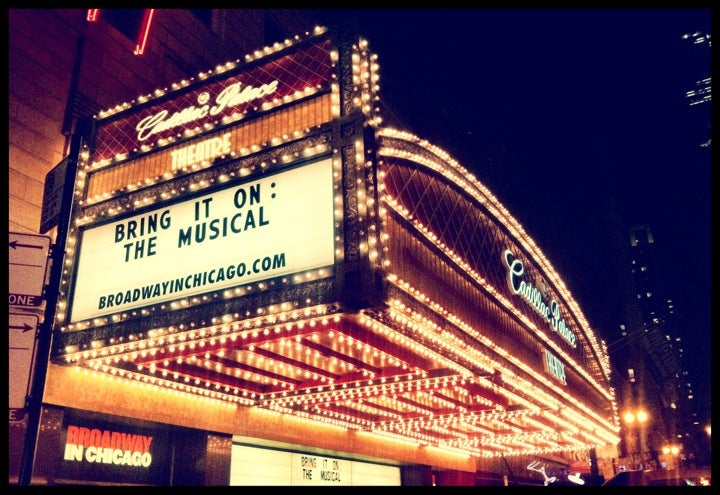 Cadillac Palace Theatre, Chicago: Tickets, Schedule