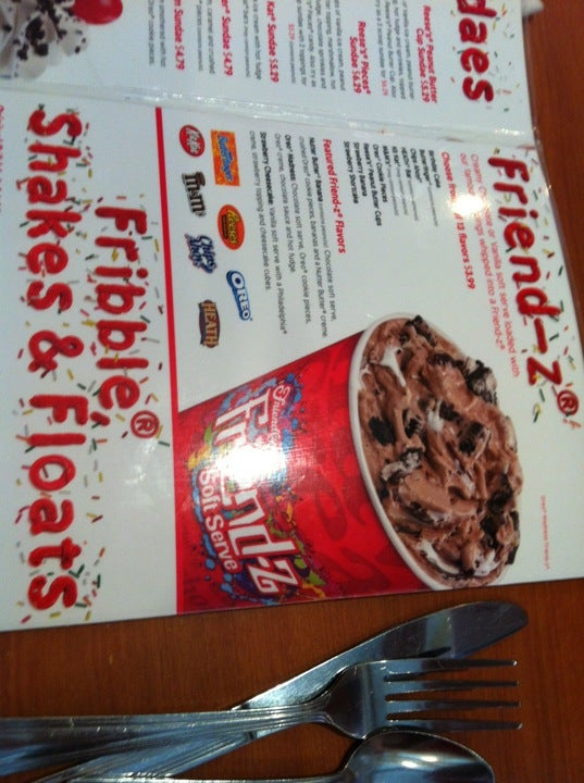 Friendly's,