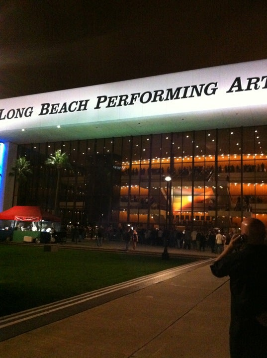 Long beach performing arts center terrace theater los for Terraces cinema schedule