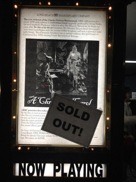 Goad Theater Long Beach