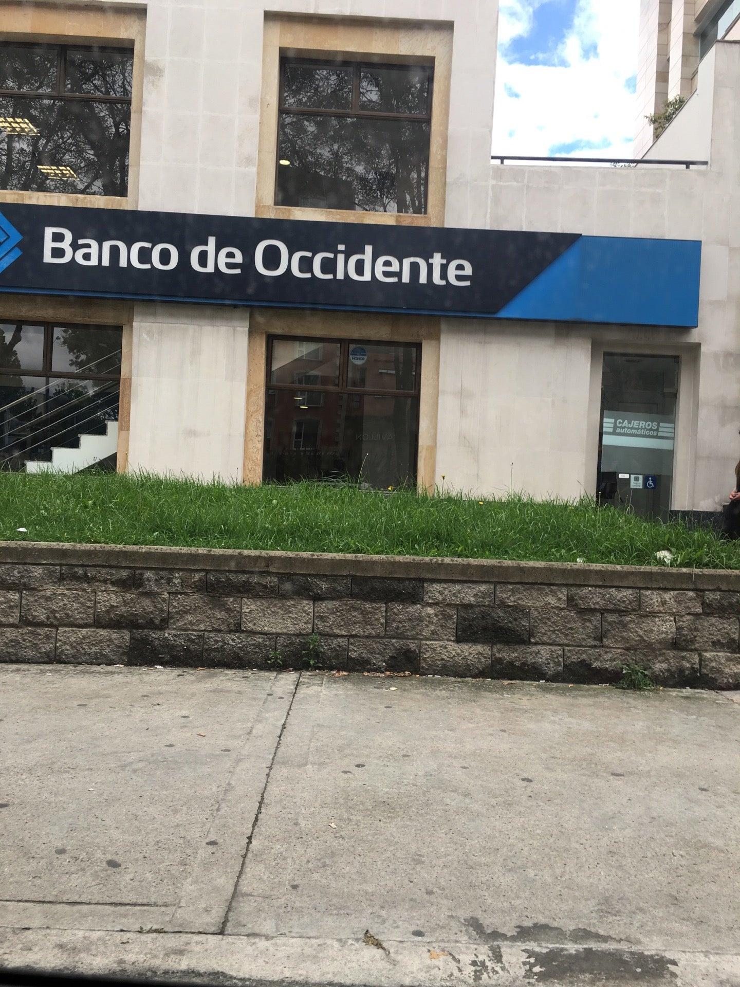 Banco de occidente oficina principal bogota prestamos la for Oficinas de banco financiero