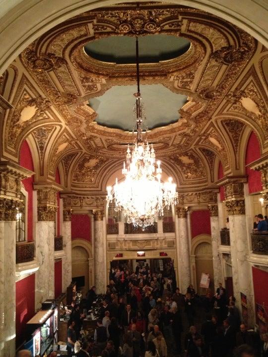 Boston Opera House Boston Tickets Schedule Seating