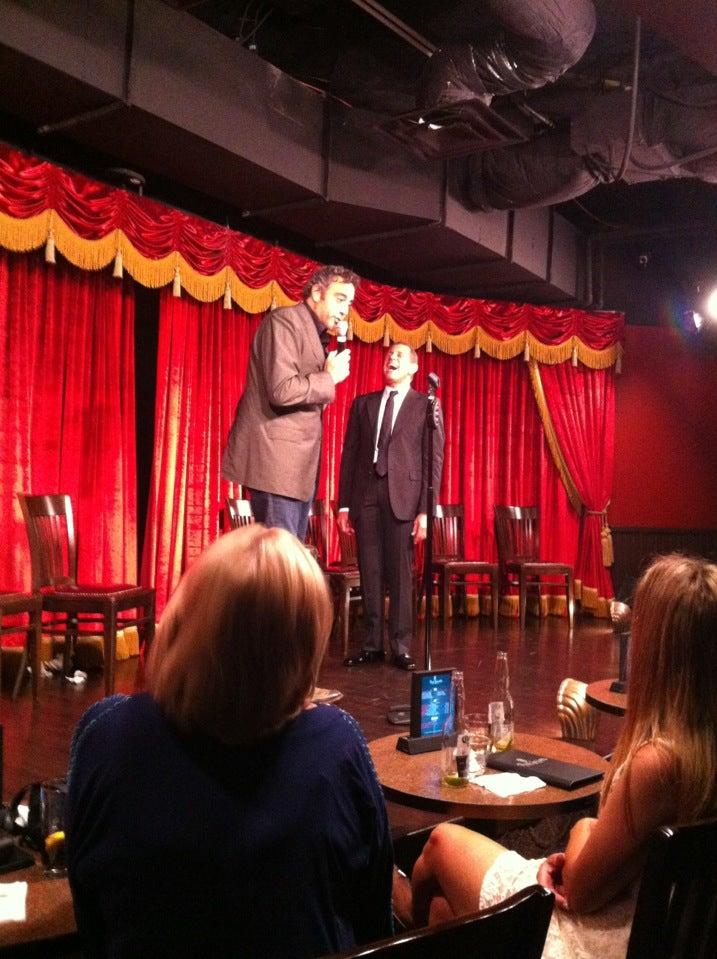 Brad Garrett S Comedy Club Las Vegas Tickets Schedule