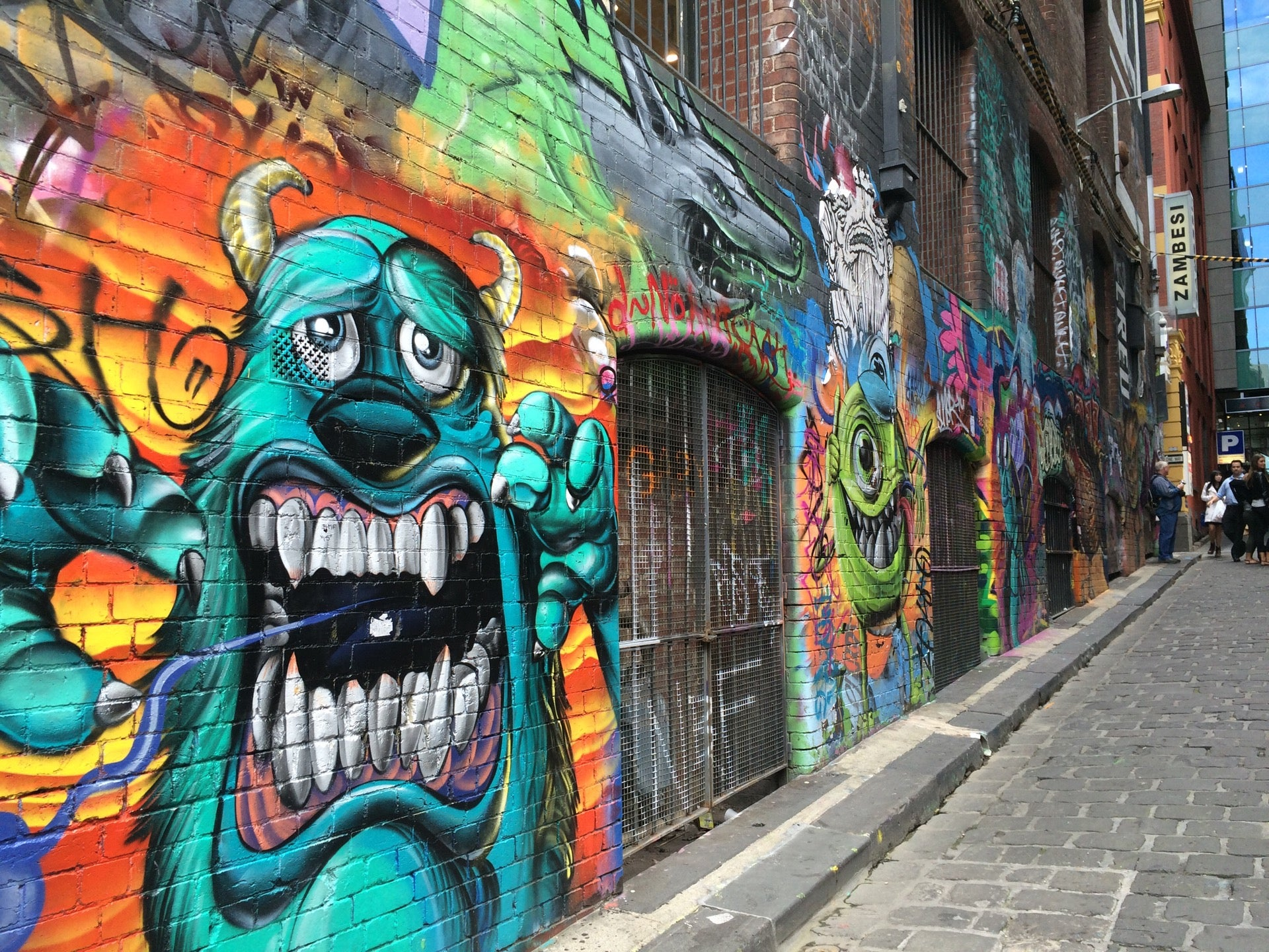 Street Art In Melbourne Is Cooler Than You Think Cool Cousin