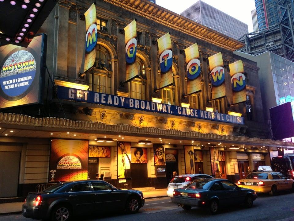 Lunt Fontanne Theatre New York Tickets Schedule
