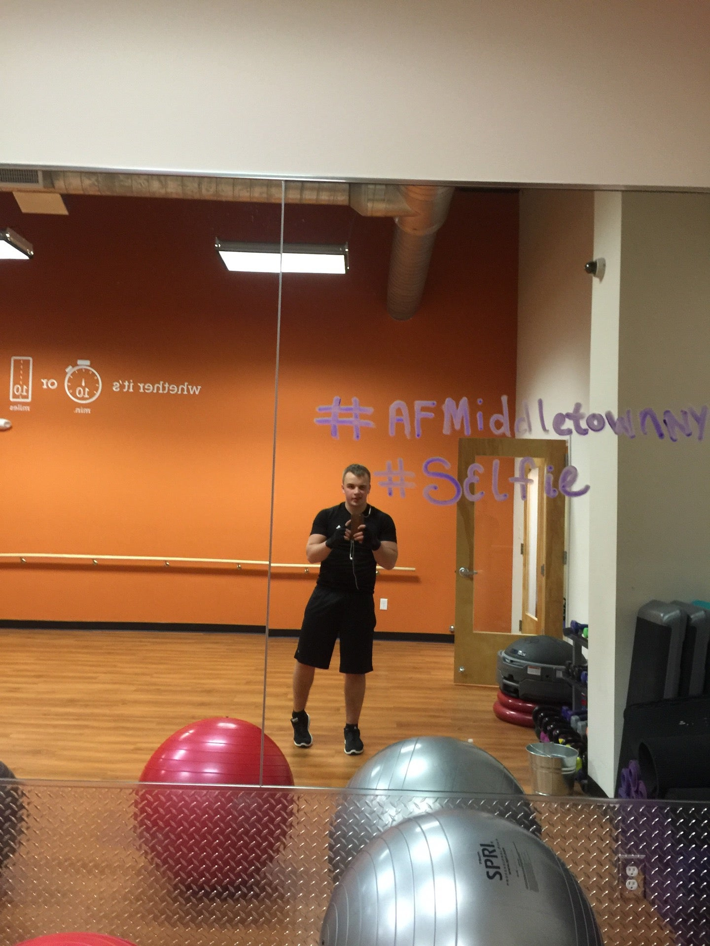 Anytime Fitness,