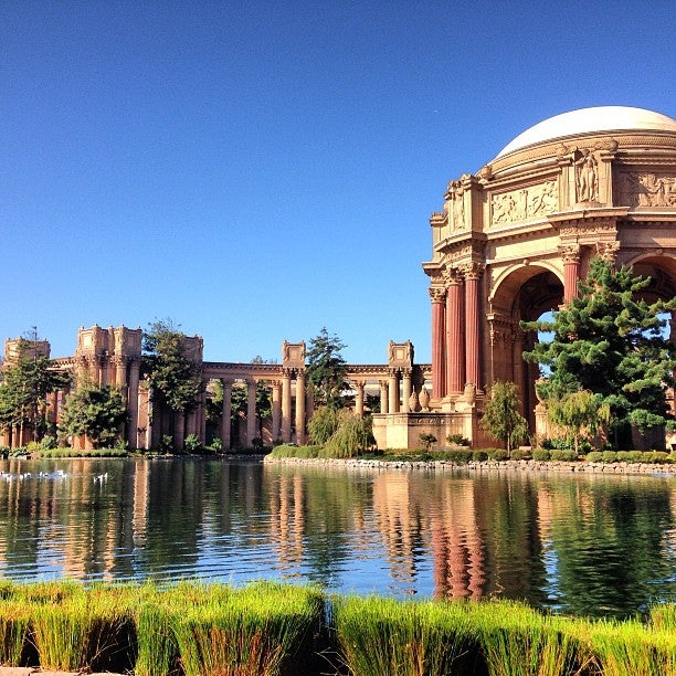 Art Places In San Francisco: Palace Of Fine Arts Theatre, San Francisco: Tickets