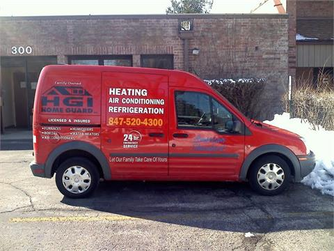 HOME GUARD HEATING AND AIR CONDITIONING,