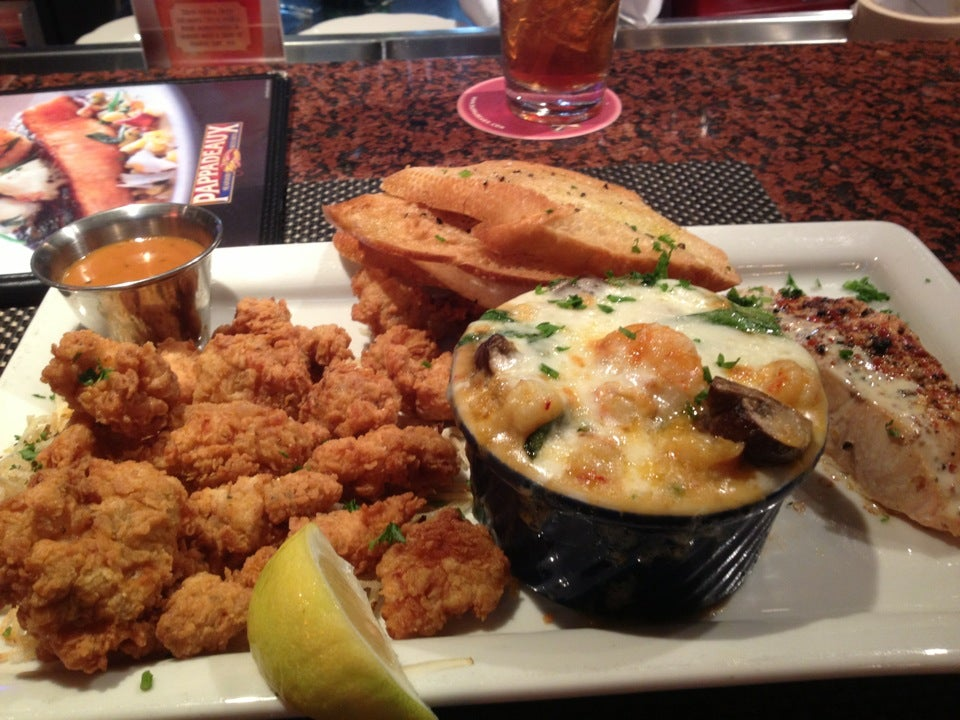 Pappadeaux Seafood Kitchen In Fort Worth Parent Reviews On