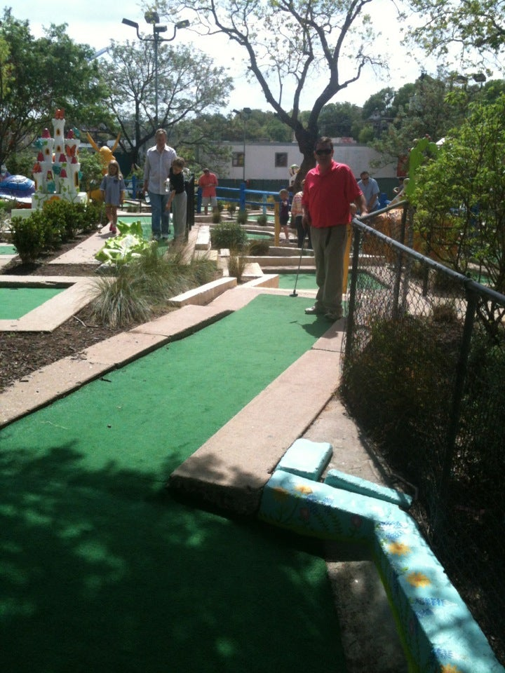 Peter Pan Mini Golf In Austin Parent Reviews On Winnie