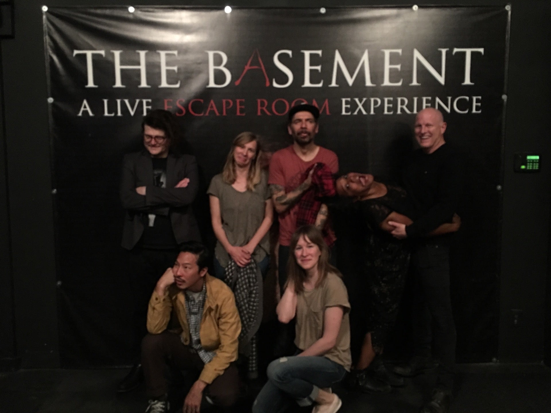 The Basement A Live Escape Room Experience Los Angeles Tickets Schedule Seating Charts
