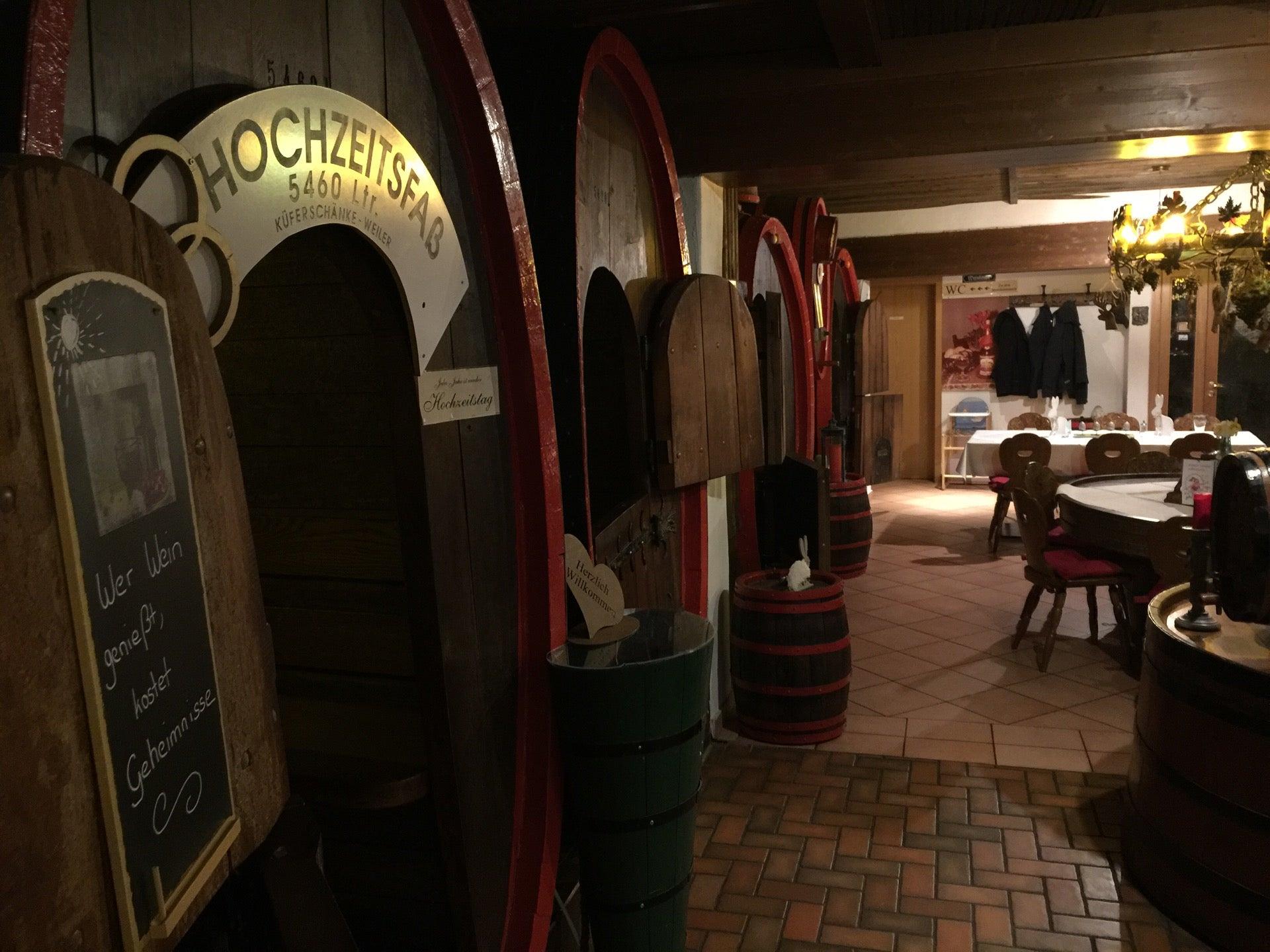 Küferschänke in Sinsheim – speisekarte.de