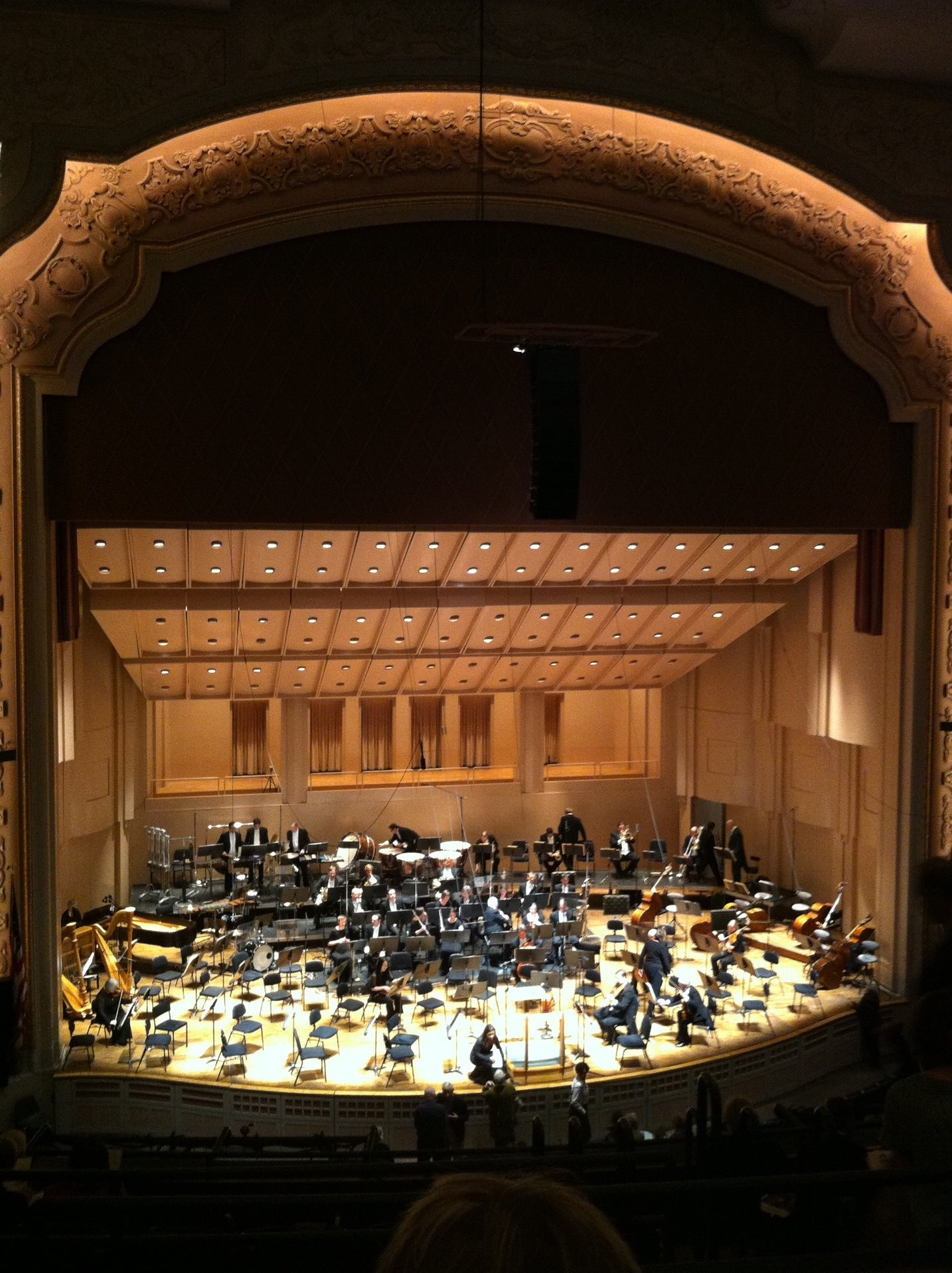 Schnitzer Theater Arlene Schnitzer Concert Hall Reviews And Tips - Schnitzer concert hall portland