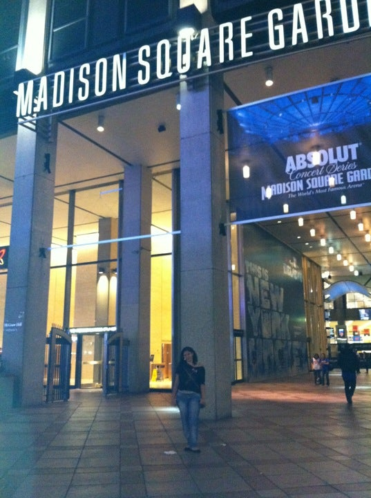 The Hulu Theater At Madison Square Garden Reviews And Tips New York Ny Goldstar