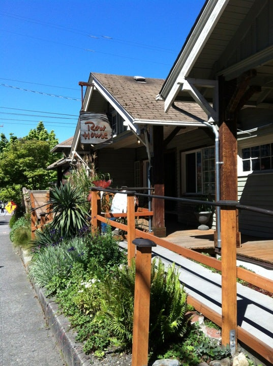 Row House Cafe In Seattle Parent Reviews On Winnie