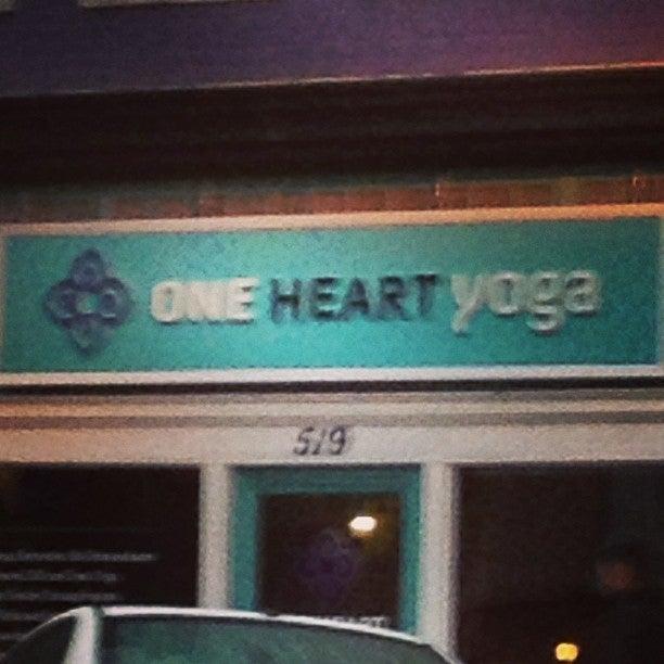 ONE HEART YOGA,