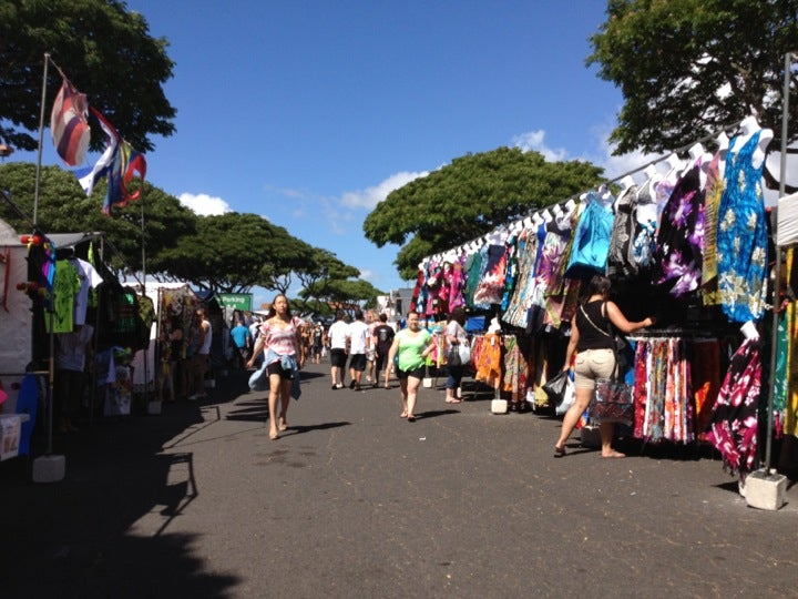Aloha Stadium Swap Meet in 'Aiea - Parent Reviews on Winnie