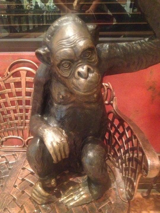 Monkey Red,