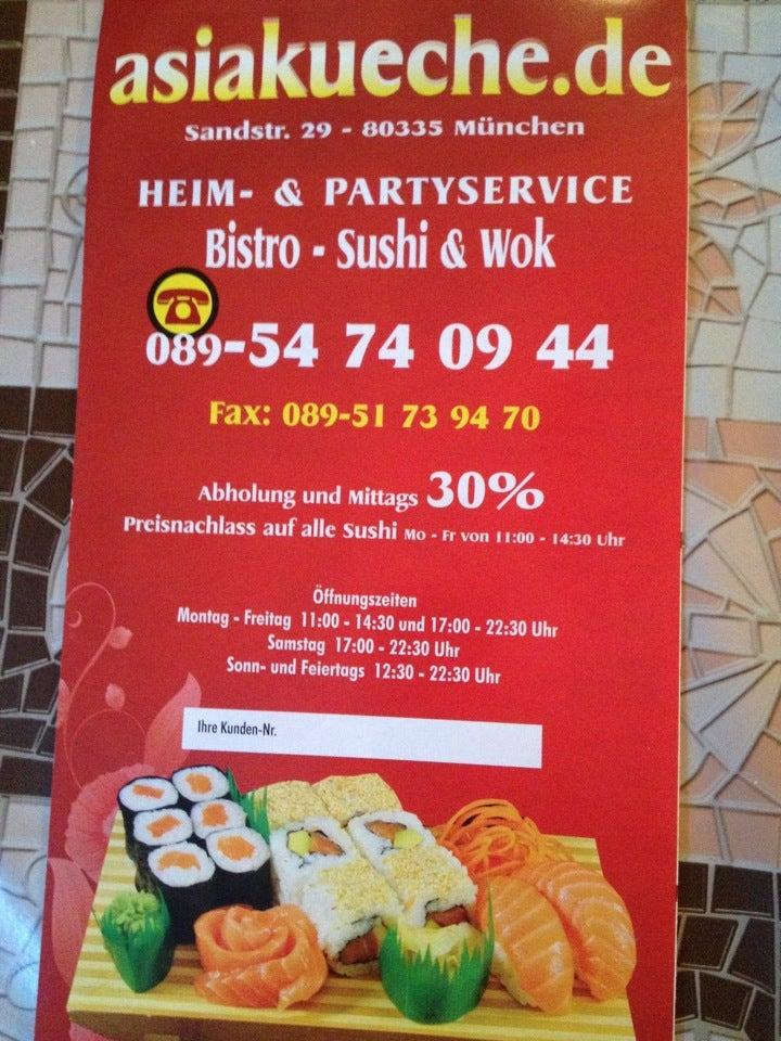asia küche - münchen - bayern - deutschland - online foursquare