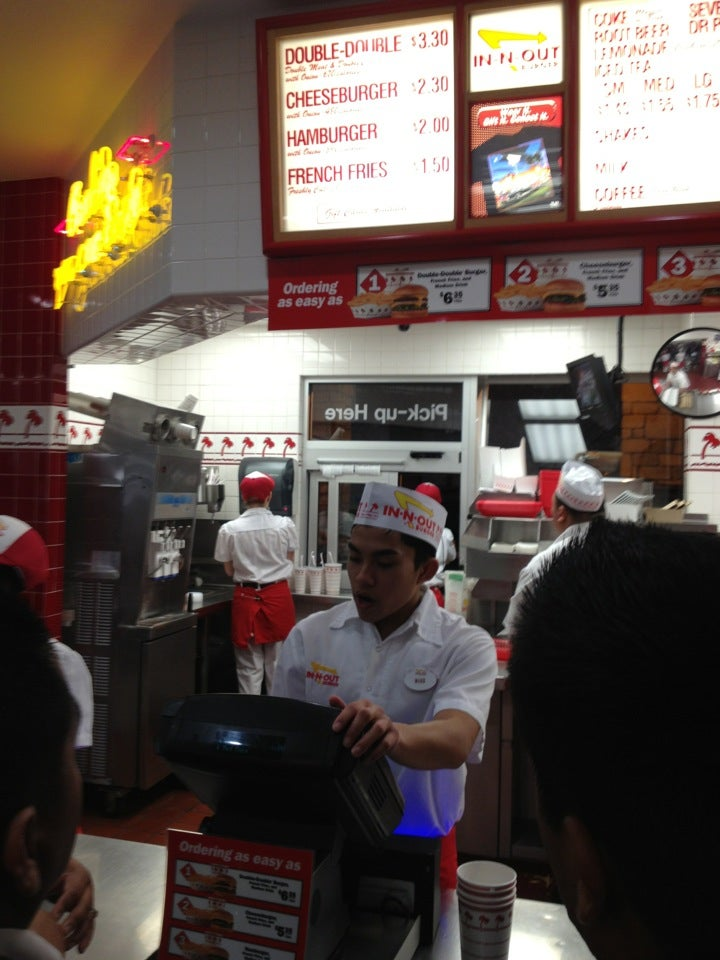 In-N-Out Burger in Union City - Parent Reviews on Winnie
