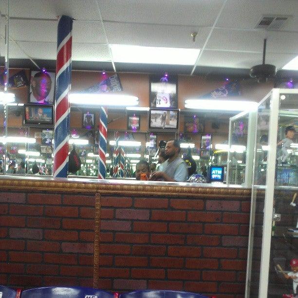 D N C Barber Shop,