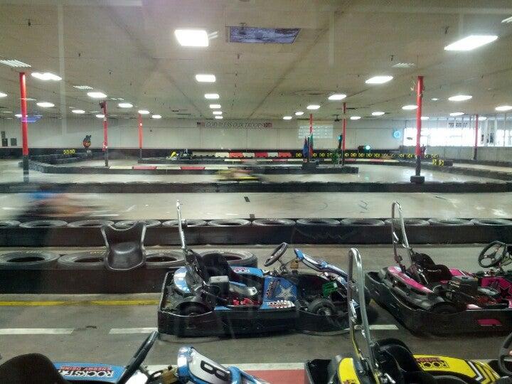 Go Kart Racing Houston >> Track 21 Indoor Karting More In Houston Parent Reviews On Winnie
