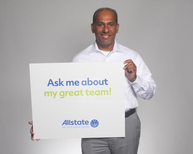 ALLSTATE INSURANCE: JAY RAJ,