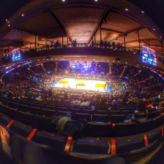 Madison Square Garden, New York: Tickets, Schedule