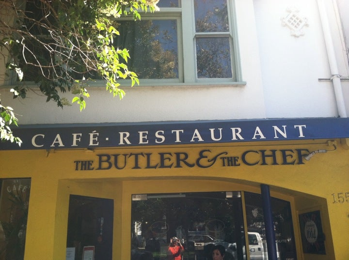 The Butler & The Chef Bistro in San Francisco - Parent