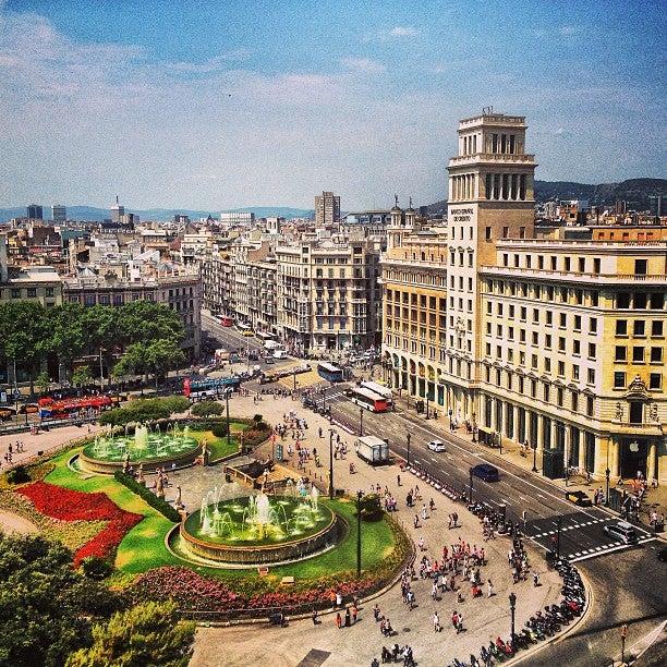 Hotels Near Plaza Catalunya Barcelona