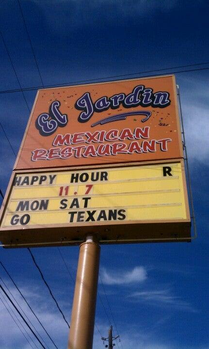 El Jardin Mexican Restaurant In Houston Parent Reviews On