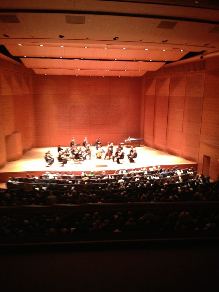 Alice Tully Hall - Howling Pixel
