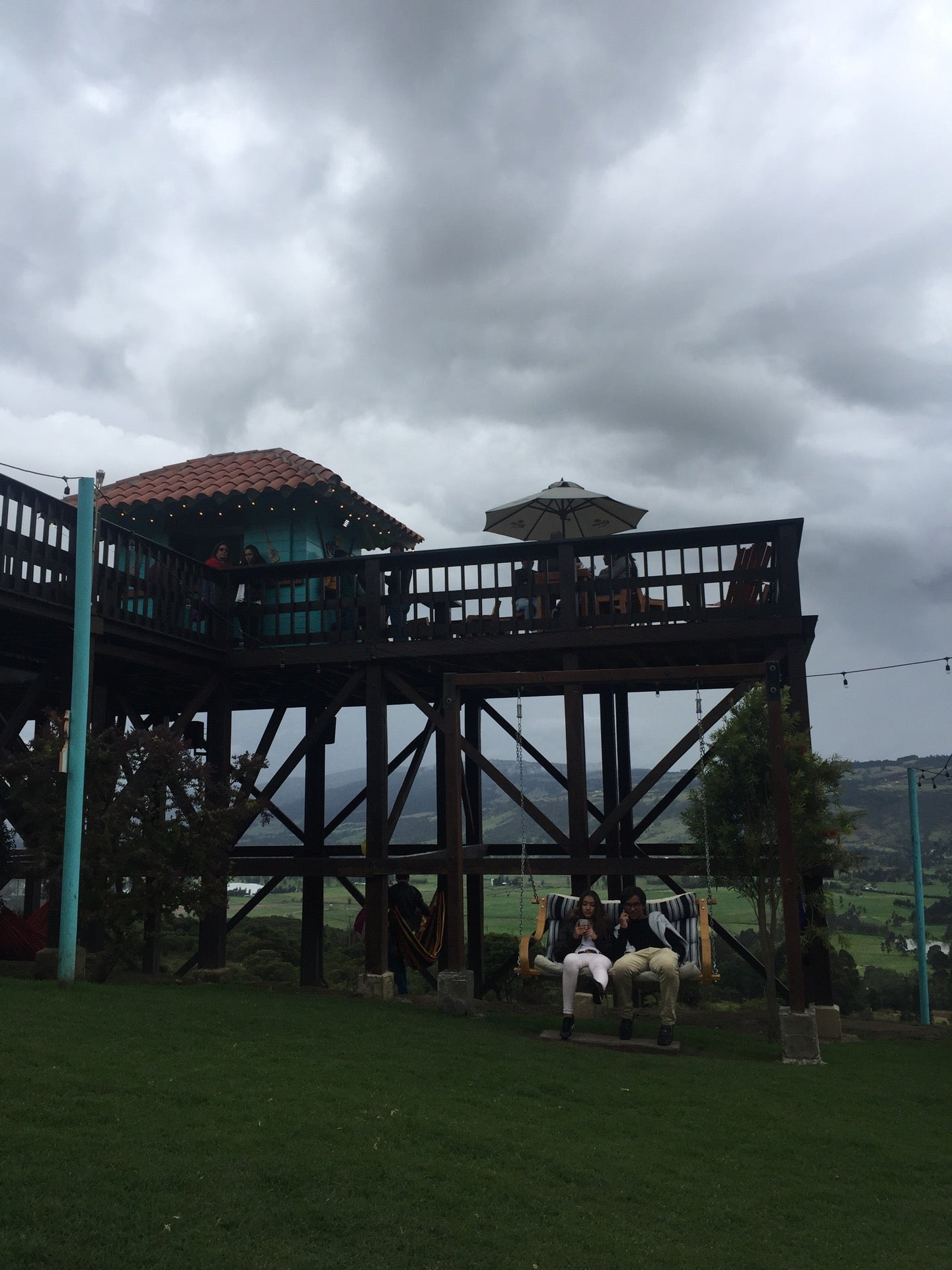Islamorada Restaurante Bogota 1