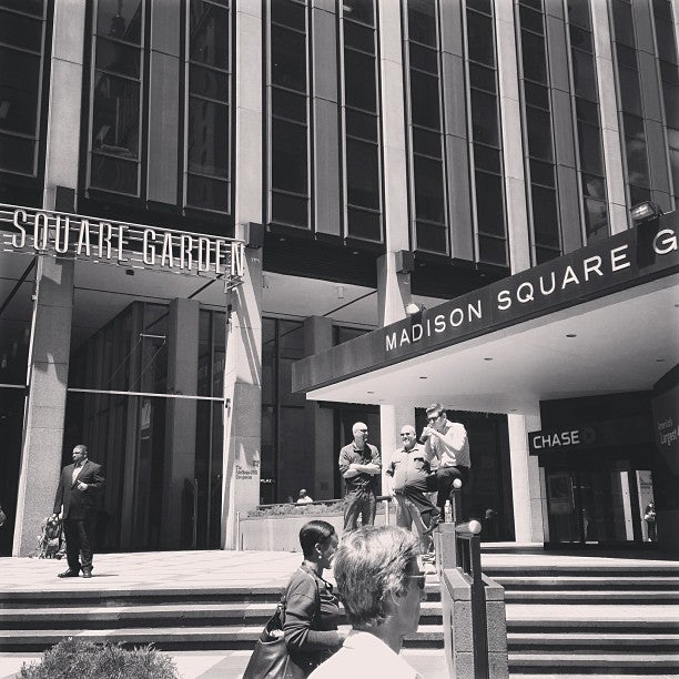 Madison Square Garden Reviews And Tips New York Ny Goldstar