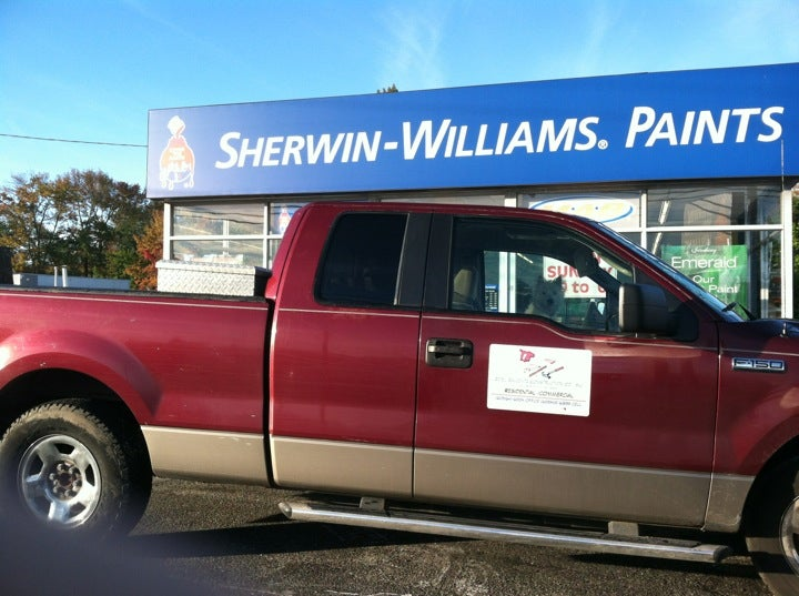 Sherwin-Williams Paint Store,