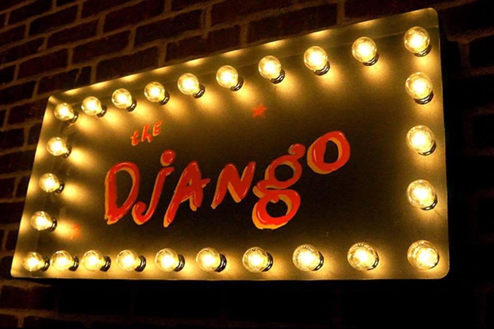 The Django Room The Roxy Hotel