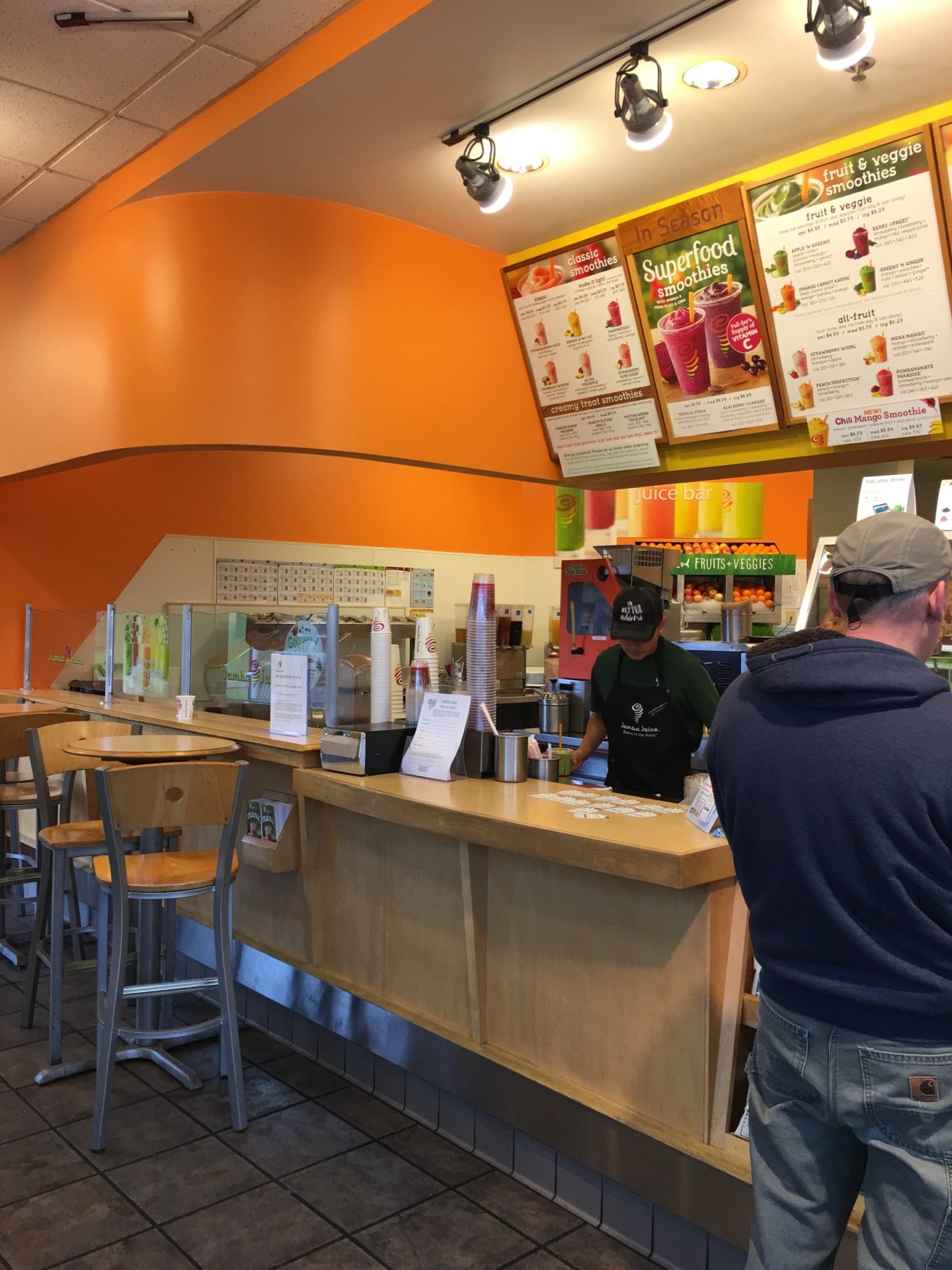 Jamba Juice Woodinville In Woodinville Parent Reviews On