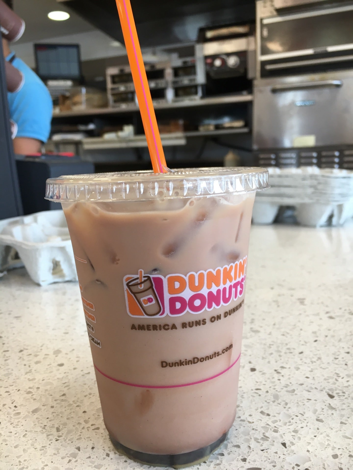 Dunkin' Donuts in Edison - Parent Reviews on Winnie