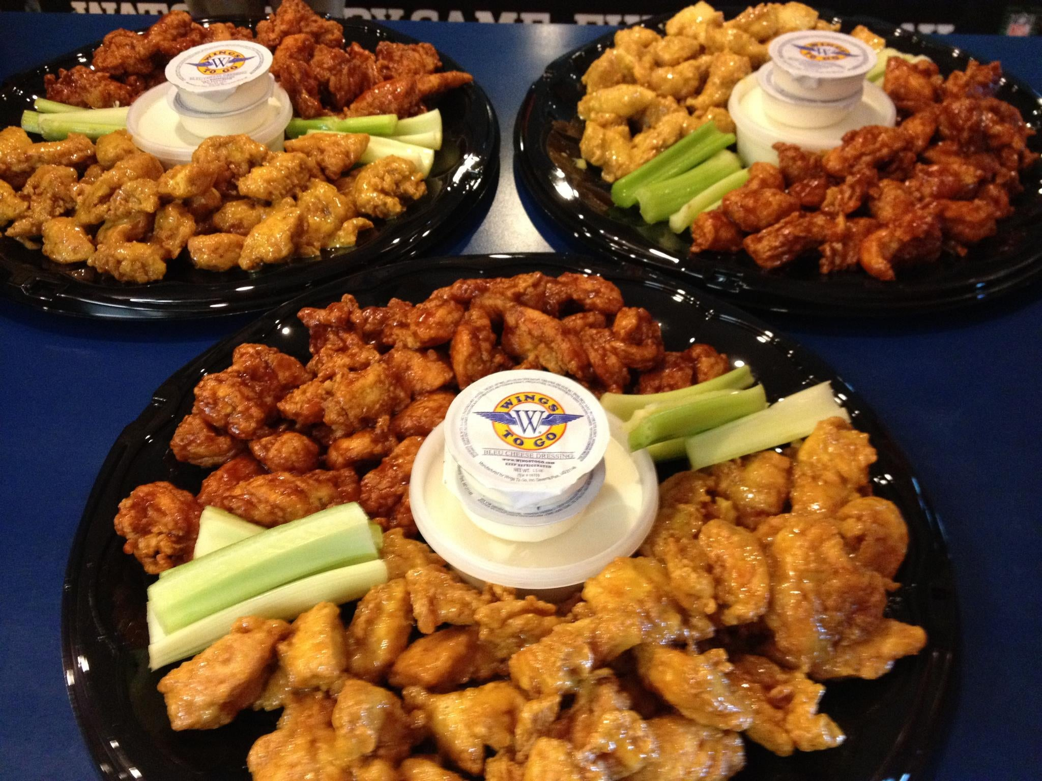 WINGS TO GO,